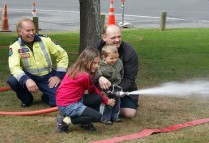 Young Firefighhters
