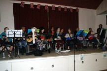 Peninsula musicians perform at the hall