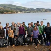 Portobello School Clean Up