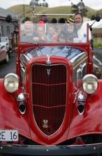 The vintage engine
