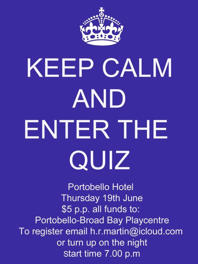 Portobello Quiz