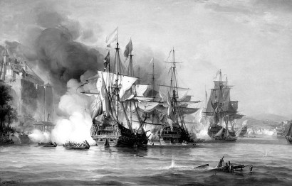 Battle of Port Bello 1739