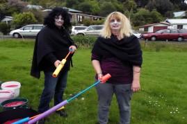 The gunge ghouls