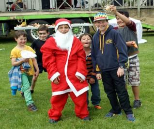 Santa's crew