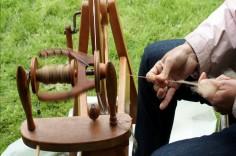 Spinning a yarn