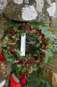 Portobello Community wreath