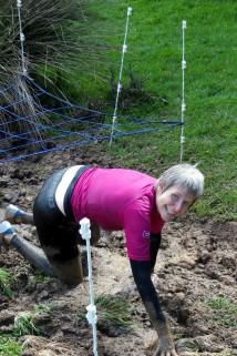 Helen In Mud
