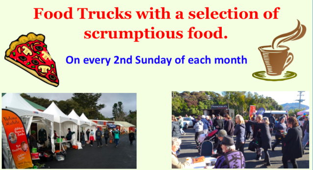 Pictures of food trucks